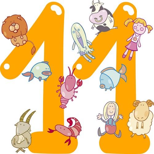 11 Harfli Hayvanlar