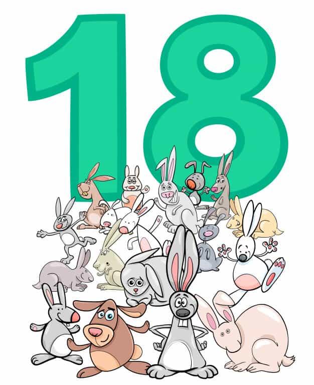 18 Harfli Hayvanlar